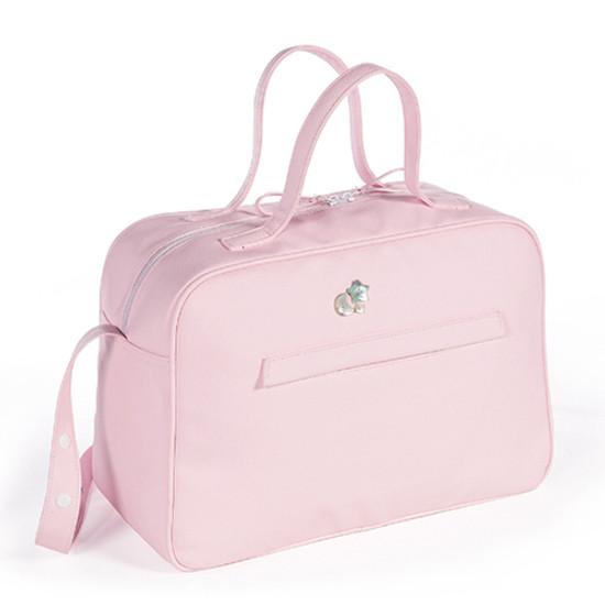 Pasito a Pasito Elodie Diaper Bag - Pink