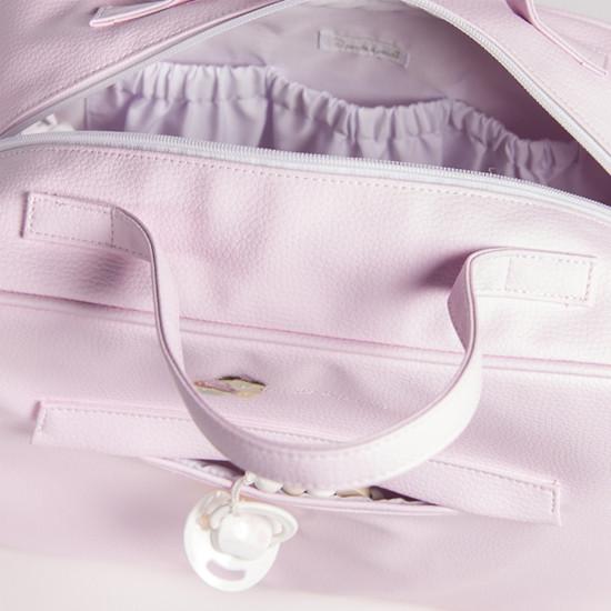 Pasito a Pasito Elodie Diaper Bag - Pink-2