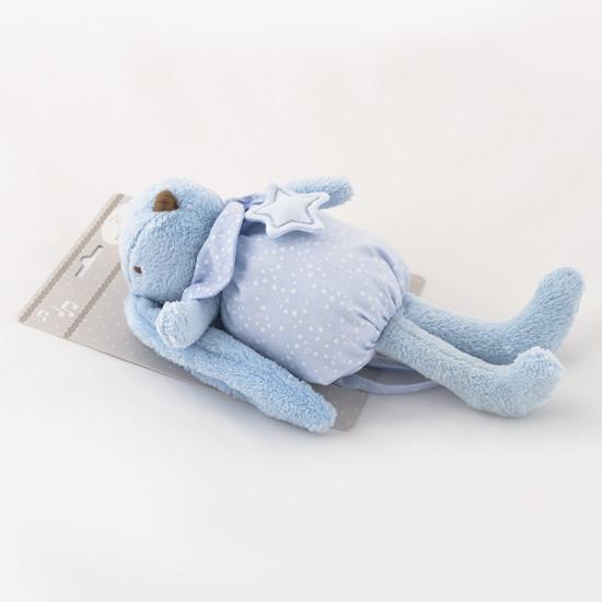 Pasito a Pasito Musical Plush Rabbit Baby Etoile - Blue-2