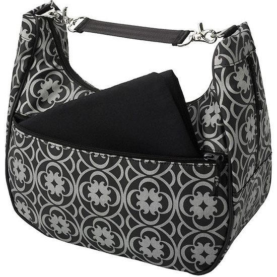 Petunia Pickle Bottom Touring Tote - Casbah Nights-2