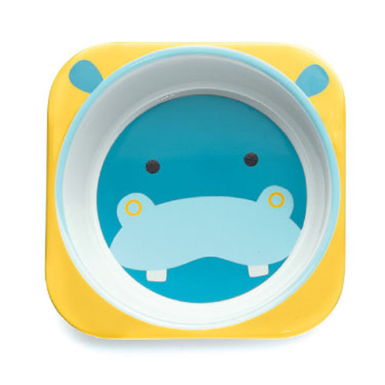 Skip Hop Zoo Bowl - Hippo