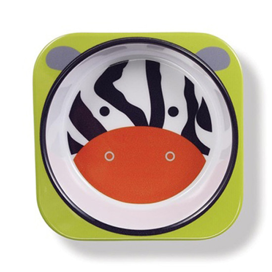 Skip Hop Zoo Bowl - Zebra-2