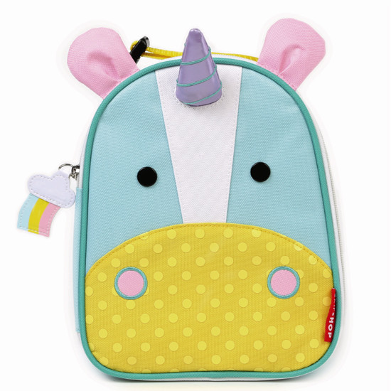 Skip Hop Zoo Lunchie Insulated Lunch Bag - Unicorn-2