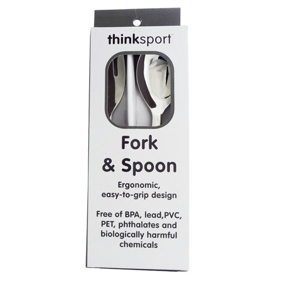 ThinkBaby Fork and Spoon Set-2