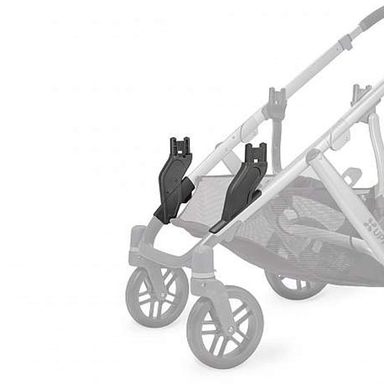 UPPAbaby Vista Lower Car Seat Adapter - Maxi Cosi -2