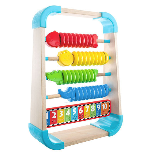 B Kids Soft 'n' Safe Animal Pal Abacus
