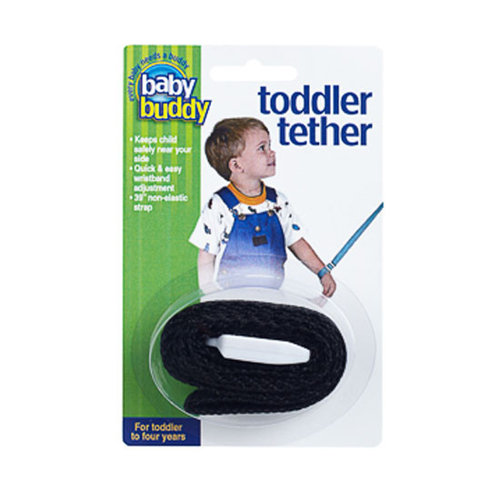 Baby Buddy Toddler Tether - Black