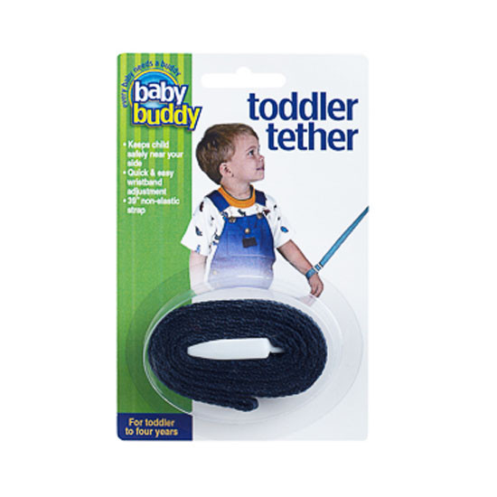Baby Buddy Toddler Tether - Navy