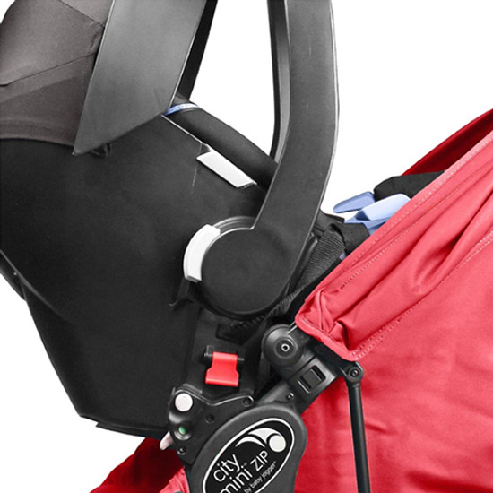 Baby Jogger Car Seat Adapter Single - Chicco/Peg Perego - City Mini ZIP Product