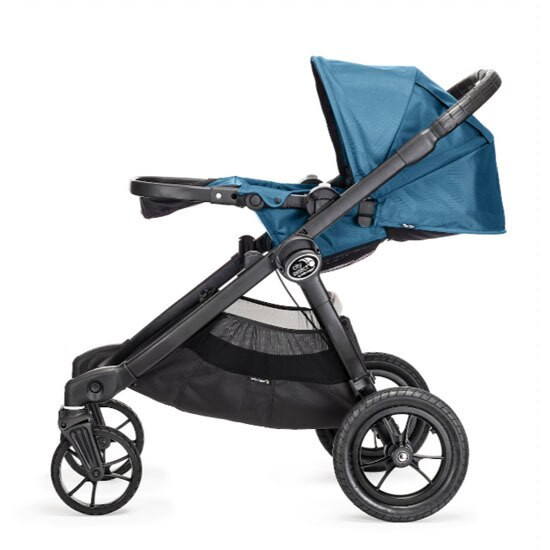 Baby Jogger City Select Black Frame Recline