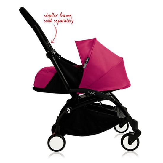 BABYZEN YOYO+ 0+ Newborn Stroller Color Pack Pink