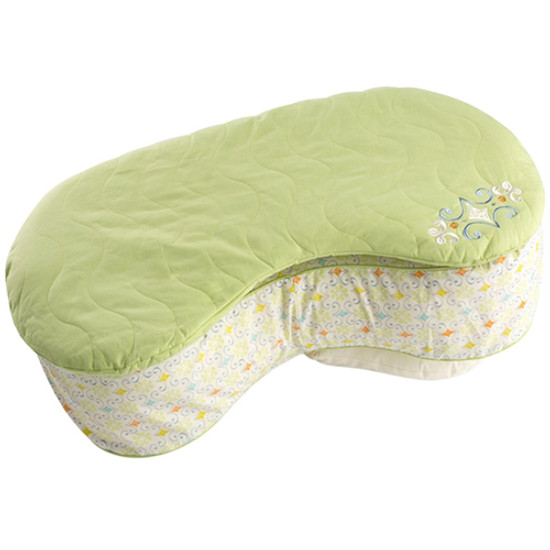 Born Free Bliss Feeding Pillow Quilted Slip Cover - Sketchy Diamond Product
