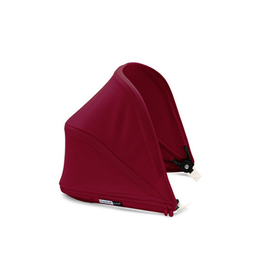Bugaboo Bee5 Sun Canopy - Ruby Red