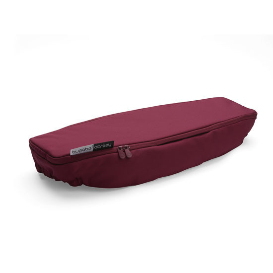 Bugaboo Donkey2 Side Luggage Cover - Ruby Red