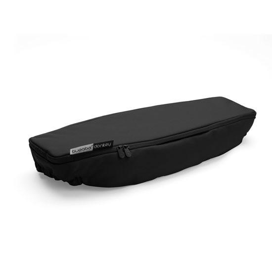 Bugaboo Donkey2 Side Luggage Cover - Black
