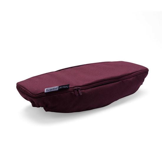 Bugaboo Donkey2 Side Luggage Cover - Red Melange