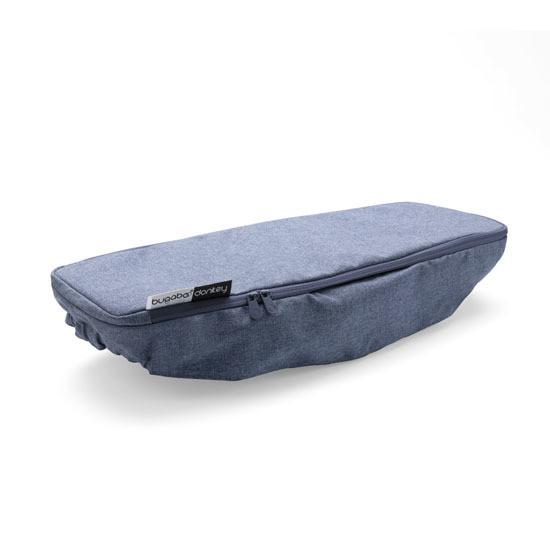 Bugaboo Donkey2 Side Luggage Cover - Blue Melange
