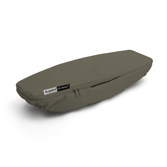 Bugaboo Donkey2 Side Luggage Cover - Olive