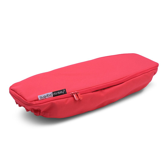 Bugaboo Donkey2 Side Luggage Cover - Neon Red