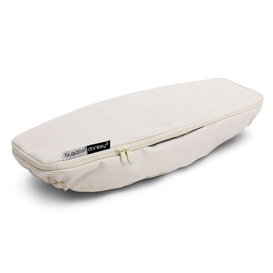Bugaboo Donkey2 Side Luggage Cover - Fresh White