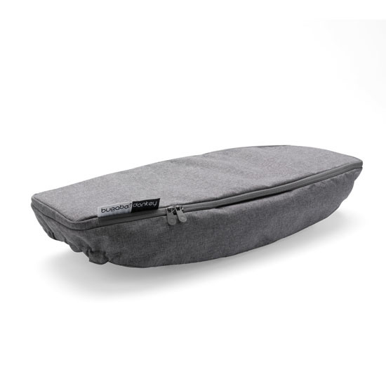 Bugaboo Donkey2 Side Luggage Cover - Grey Melange