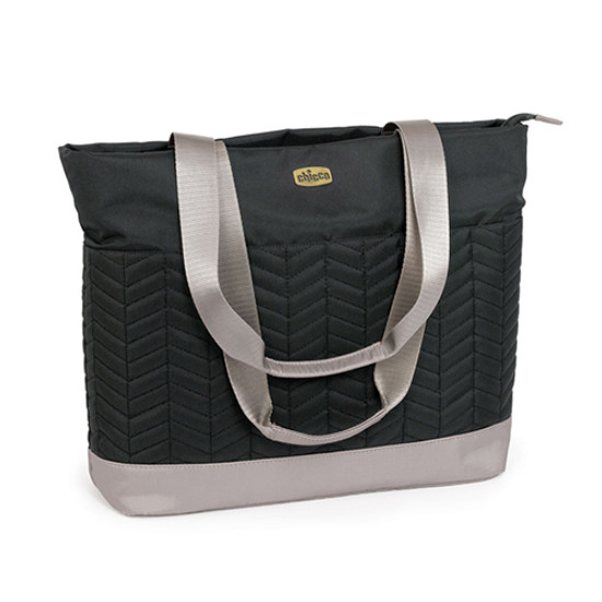 Chicco Chevron Tote - Black Product