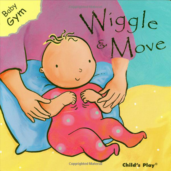 Child's Play Baby Gym - Wiggle and Move