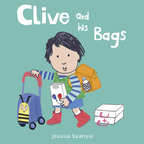 Child's Play Clive and his Bags - All About Clive