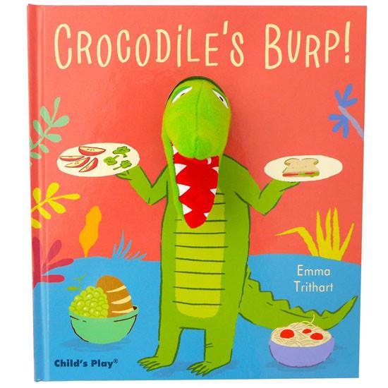 Child's Play Crocodile's Burp - Pardon Me Product