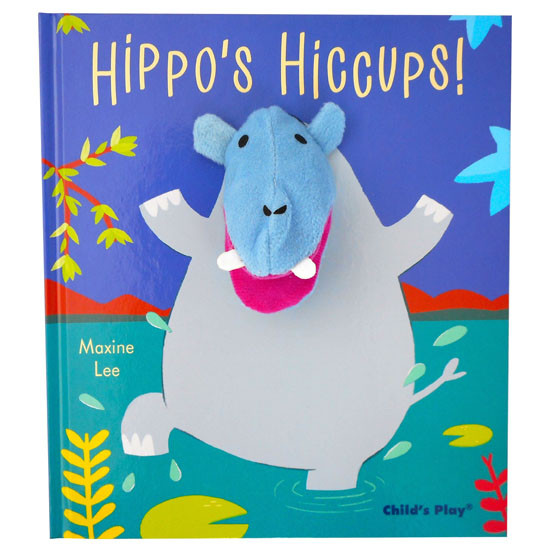 Child's Play Hippo's Hiccups - Pardon Me Product