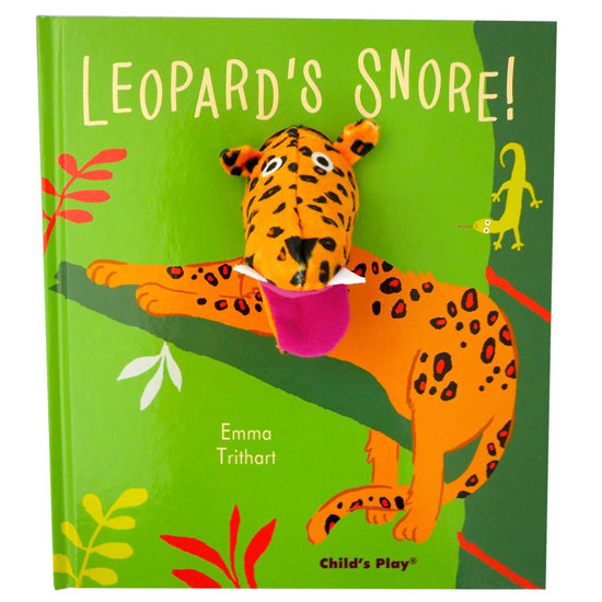 Child's Play Leopard's Snore - Pardon Me