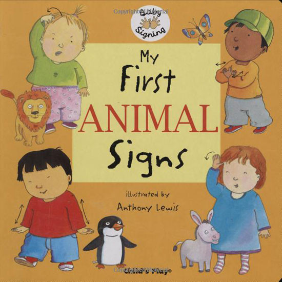 Child's Play My First Animal Signs Product