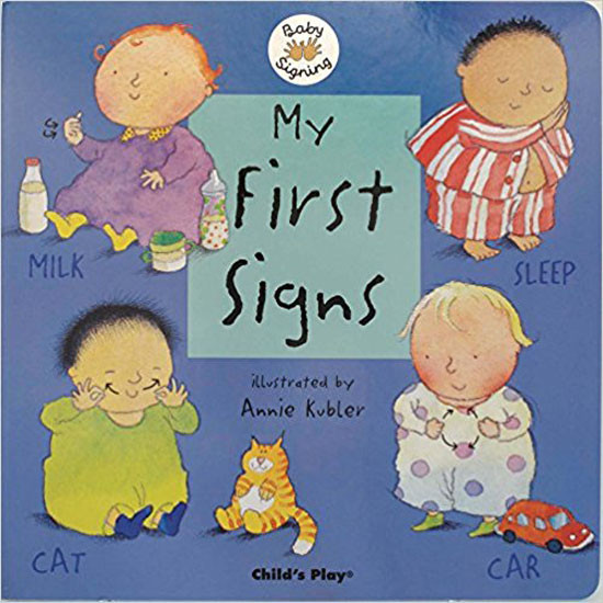 Child's Play My First Signs Product