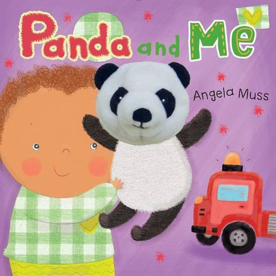 Child's Play Panda and Me - Puppet Pals Product