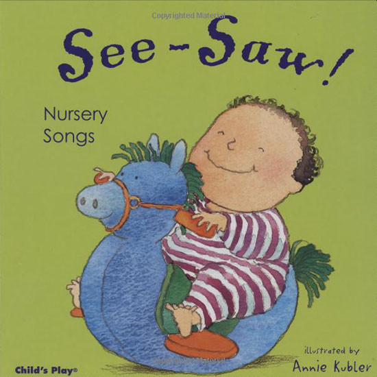 Child's Play See Saw Nursery Songs