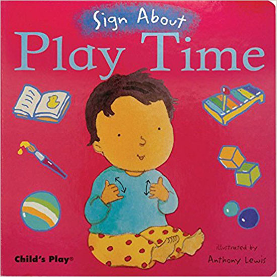 Child's Play Sign About - Playtime