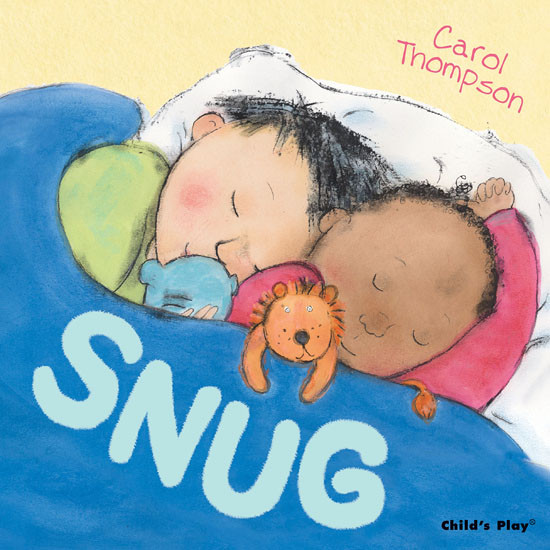 Child's Play Snug Board Book Product