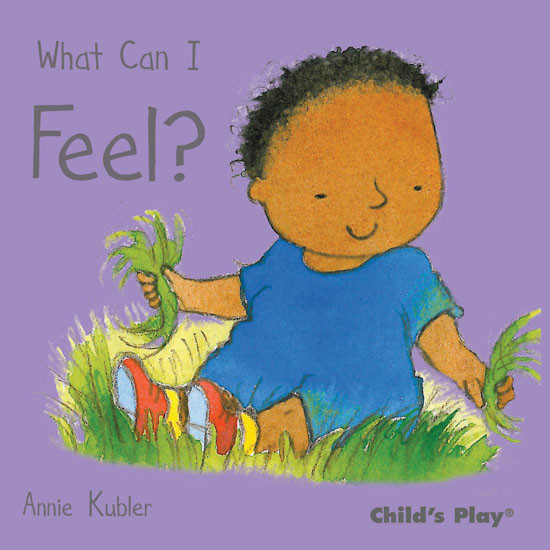 Child's Play What Can I Feel? - Small Senses Product
