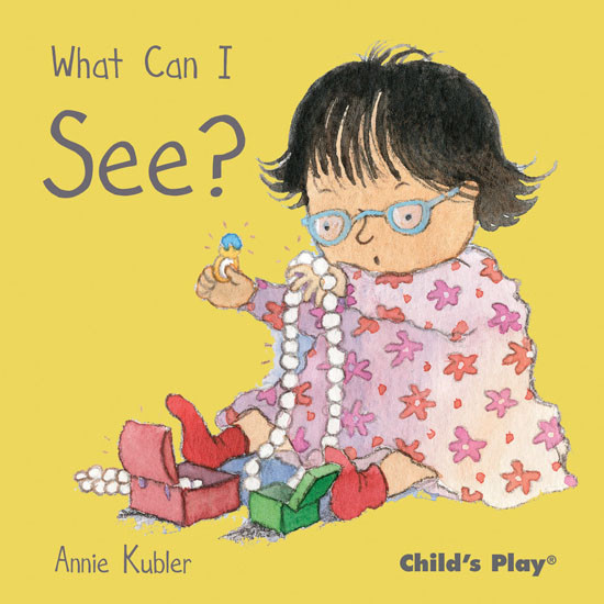 Child's Play What Can I See? - Small Senses