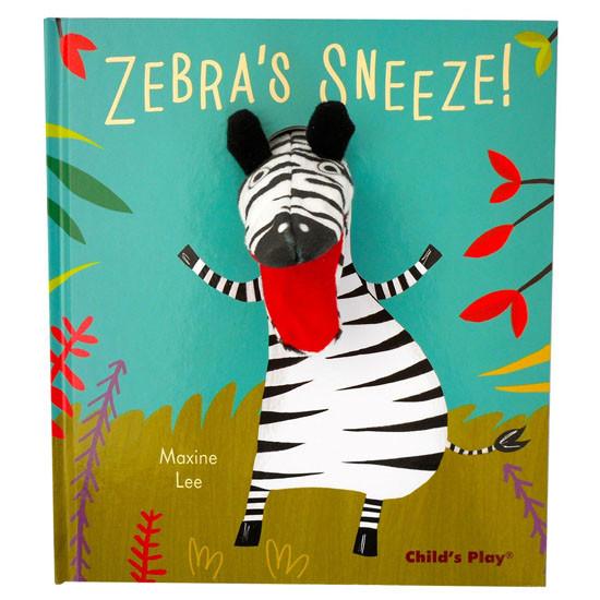 Child's Play Zebra's Sneeze - Pardon Me Product