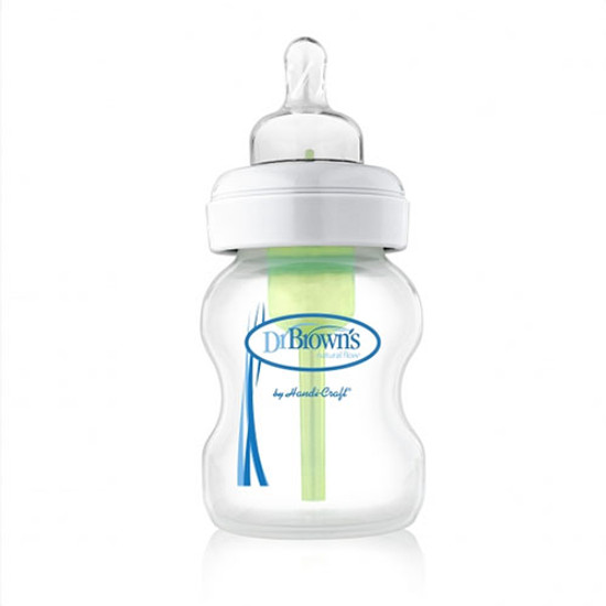 Dr. Brown Options Wide-Neck Bottle 2 Pack - 5 oz
