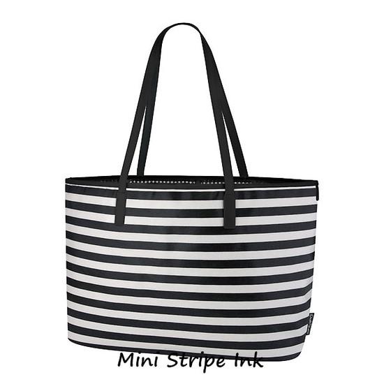 DwellStudio Madison Diaper Bag - Stripe