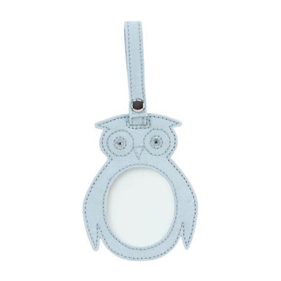 DwellStudio Owls Sky ID Tag Product
