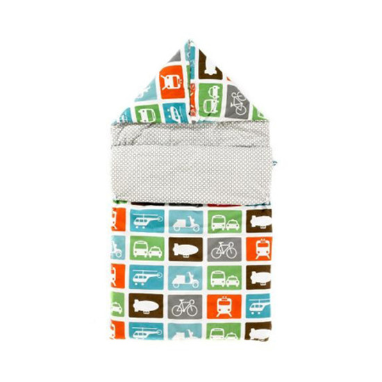 DwellStudio Transportation Multi Bundle Bag