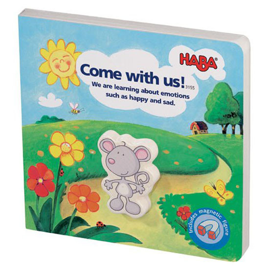 HABA Come With Us- Learning About Emotions Product