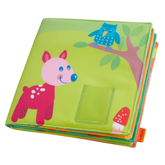 HABA First Photo Album Friends of the Enchanted Forest Product
