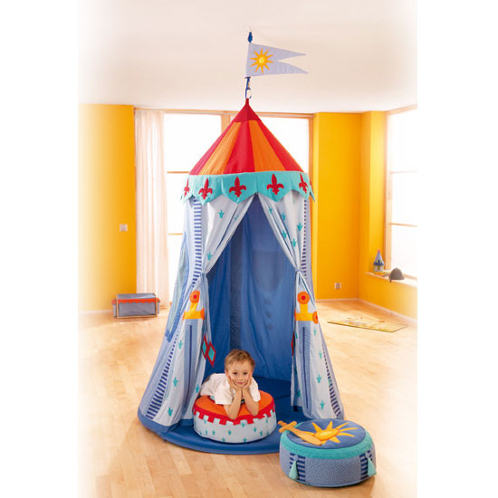 HABA Knight's Tent Product
