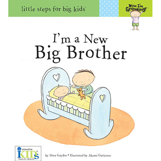 innovativeKids I'm a New Big Brother