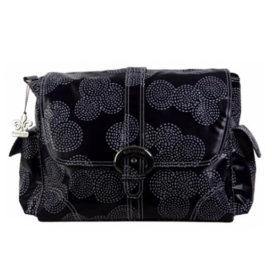 Kalencom Buckle Bag - Coated Matte - Stitches Navy Product