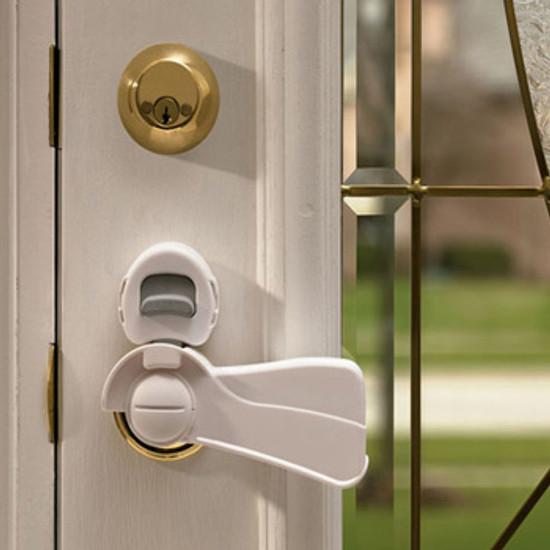 KidCo Door Lever Lock - White Product